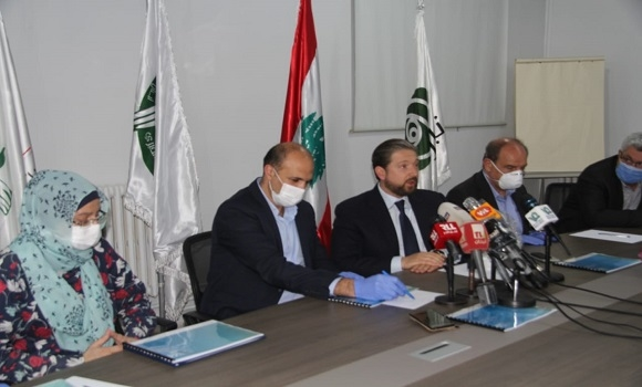 Minister Hasan Visits Karami And The Islamic Hospital